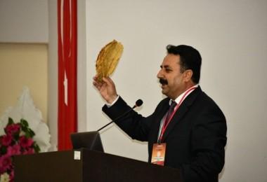 2. Uluslararası Tütün Çalıştayı Bafra'da Gerçekleştirildi