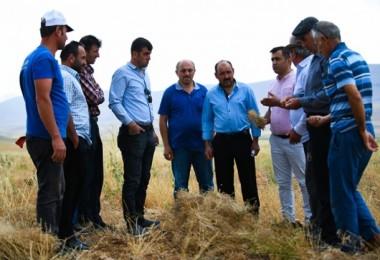Talas'lı Üreticilere Kimyon Tarımı Anlatıldı
