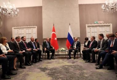 Rusya Lideri Putin Cumhurbaşkanı Erdoğan'a 'Rus etini' sordu