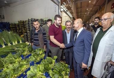 Başkan Soyer, Gıda Kontrol Laboratuvarı Kuracağız