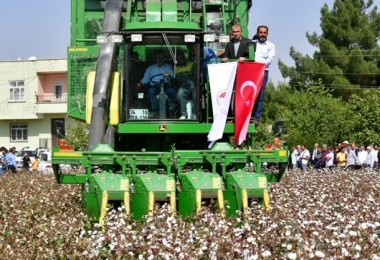 Diyarbakır Pamuk Üretiminde Marka Kent Olacak