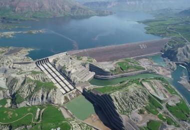 Ilısu Barajı enerji üretiminden ekonomiye yıllık 412 milyon dolar katkı sağlayacak