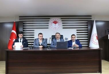 Çorum'da Sürü Yönetim Elemanı Kursu Açıldı