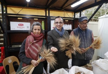 'Şile Tohum ve Yerel Ürün Şenliği' Yoğun İlgi Gördü