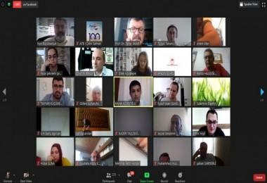 Antalya'da online buğdayda verim ve kalite toplantısı