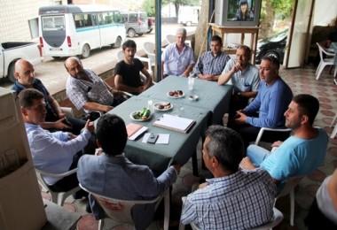 Yalova'da Kurban Bayramı Öncesi Besicilere Bilgilendirme Toplantısı