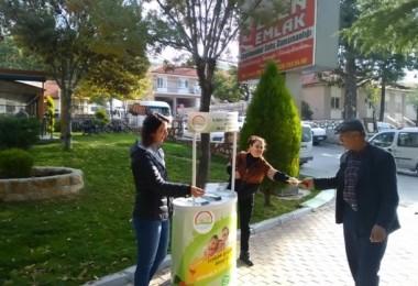 Antalya'da Tüketici Bilgilendirme Noktalarında 12 Bin Kişiye Ulaşıldı