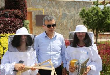Antalya'da Dünya Arı Günü Coşkuyla Kutlandı