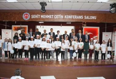 Uşak'ta Öğrencilere Dünya Gıda Günü Kapsamında Eğitimler Verildi