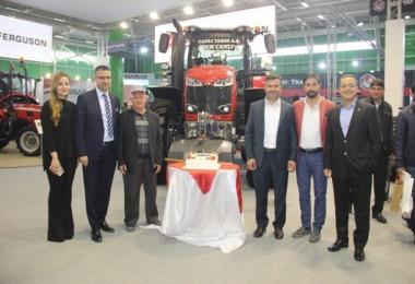 AGCO, Yeni Balya Makinesi Ve Ödüllü Traktör Serisini Konya Tarım Fuarı'nda Tanıttı