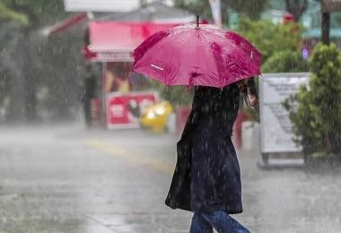 Son dakika: Meteoroloji saat verdi! Yağış geliyor, günlerce sürecek...