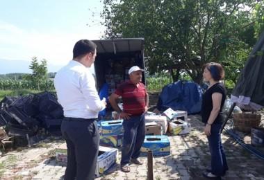 İzmit Belediyesi Kırsal Hizmetleri Köylerden Çıkmıyor