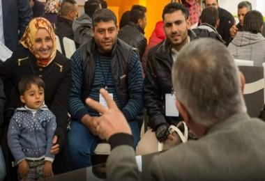 FAO'dan Mültecilere İstihdam Fuarı