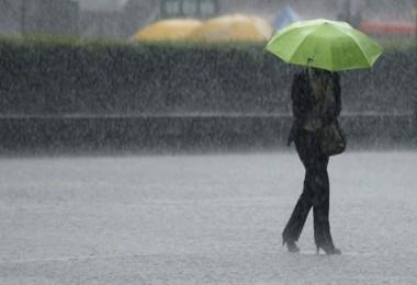 Meteoroloji Yeni Uyarı Yayınladı! Sağanak Yağış Bekleniyor