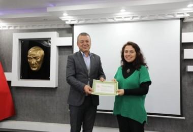 Güvenilir Gıda Sağlıklı Yaşam İçin Yeni Kontrol Görevlileri Antalya'da Yetişiyor