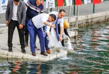 Başkent Gölleri 'Balık' Üretecek