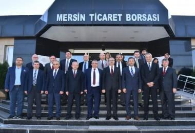 '6. Mersin Narenciye Festivali' Kapanış Toplantısı Vali Su Başkanlığında Yapıldı