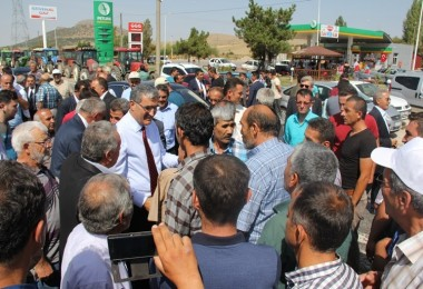 Konya Şeker'den Çiftçiye 38 Milyon TL'lik Motorin Avansı