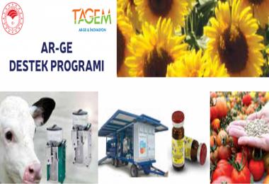 TAGEM'den AR-GE Projelerine 1 Milyon Liraya Kadar Destek