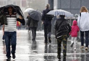 Meteoroloji'den Son Dakika Hava Durumu Uyarıları: 11 İl İçin Kuvvetli Yağış