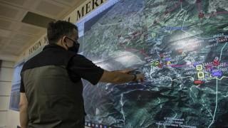 Bakan Pakdemirli Hatay'daki orman yangınına yönelik açıklamalarda bulundu