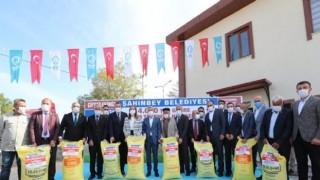 """Başkan Tahmazoğlu """"Çiftçimize Desteğimizi Arttırarak Sürdüreceğiz"""""""