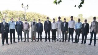 Taşıyıcı Kooperatiflerinin Başkanları Kayseri Şeker'de