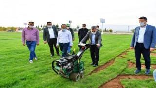 Başkan Çınar; Tarımsal Üretimlerde İlkleri Gerçeğe Dönüştürüyoruz