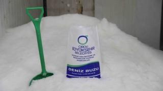 Su Ürünleri Merkezine Yeni Buz Makinesi