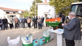 Tekirdağ Büyükşehir Belediyesinin hayvancılığa desteği sürüyor