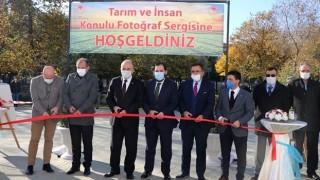 Yalova'da 11. Tarım Ve İnsan Fotoğraf Sergisi Açıldı