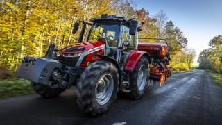 Massey Ferguson'un yeni traktörleri, hayvancılık ve tarla tarımında kullanım kolaylığı sağlayacak