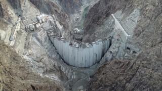 Dünya Devi Yusufeli Barajı'nda İnşaat Çalışmalarını 3 Bakan Yerinde İnceleyecek