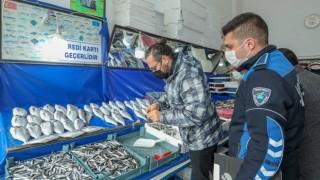 İpekyolun'da 'Balon Balığı ' Denetimi