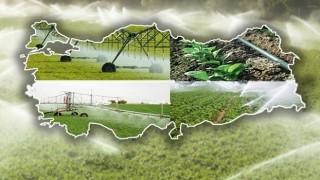 Modern Sulama Sistemlerinin Oranı Yüzde 94'e Yükselecek