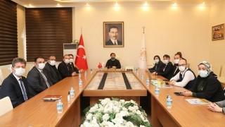 Tarımda Kadın Emeği Projesi istişare toplantısı Aksaray'da yapıldı