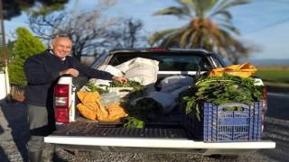 """Başkan Tuncel; """"Söke Belediyesi Tarımsal Üretimden Uzak Kalmayacak"""""""