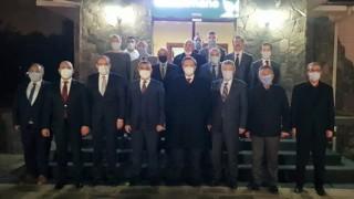 TOBB Başkanı Rifat Hisarcıklıoğlu'ndan Başkan Akay'a Ziyaret