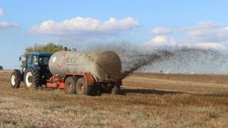 40 bin ton gübre tam 200 milyon tasarrufa dönüştü