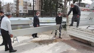 Adıyaman'da Besicilere 250 Adet Sıvat Dağıtımına Başlandı