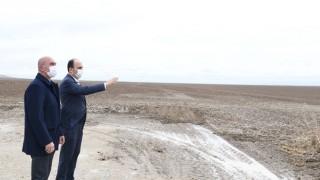 Atıl Durumdaki 1,5 Milyon Metrekare Arazi Üretime Kazandırıldı
