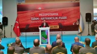 Bakan Pakdemirli: Diyarbakır'da 1.150.000 dekar arazi daha sulamaya açılacak