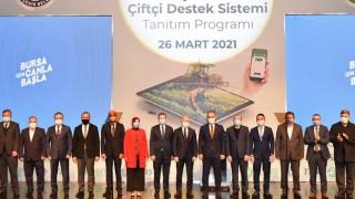 Bursa'da 5 Milyon Meyve Fidanını Toprakla Buluşacak