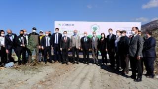 Gübretaş, İskenderun'da 11 bin 111 fidanı toprakla buluşturdu