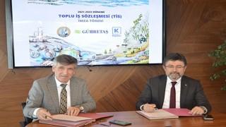 GÜBRETAŞ'ın toplu iş sözleşmesi tam uzlaşıyla sonuçlandı