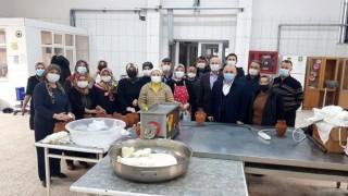 Küpecik Peyniri'nin Deneme Üretimi Yapıldı