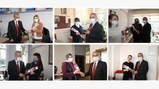 Samsun Tarım İl Müdürlüğünde Dünya Kadınlar Günü Kutlandı