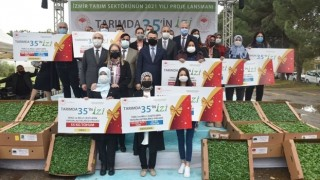 """Bakan Pakdemirli; """"35 Projenin İzmir Ekonomisine Bu Yılki Katkısı 200 Milyon Lira Olacak"""""""