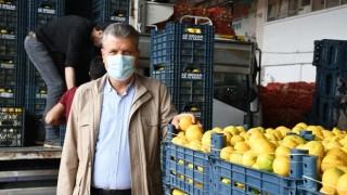 """Barut: """"Yüksek enflasyonun suçlusu sebze-meyve değil"""""""