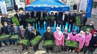 Büyükşehir'den çiftçiye dev destek